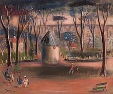Gerard Hordijk (The Hague 1899 - Amsterdam 1958)