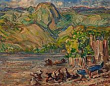 Herman Gouwe (Alkmaar 1875 - Papeete 1965)