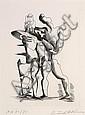 Ossip Zadkine Smolensk 1890 - Parijs 1967 Dansende