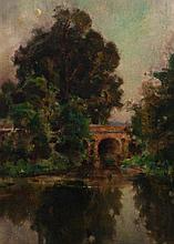 Jules Alexis Muenier (Vesoul 1863 - Coulevon 1942)
