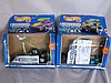 Boxed used toys:- 4X Mattel Hot Wheels Mechanix,