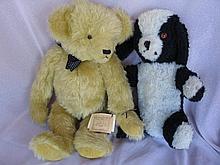 Mixed Seven Plush Toys:-Jakas Koala / Kangaroo /
