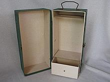 All original cardboard 1930s Doll Trunk