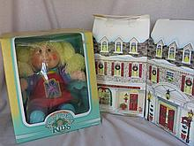 Six boxed Toys:- Hasbro CPK, Steve Irwin talking