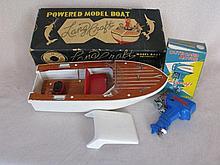 Boxed unused Japan 1950s Lang Craft
