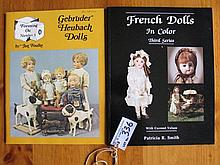 Ten Doll Books:- Character dolls, Gebruder Heubach, French 3rd /Smith, Fash