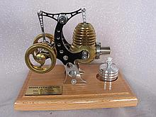 Bohm Stirling Engine from Deutsches