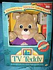 MIB 1993 B/O TV Teddy first interactive bear