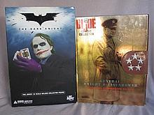 Two NRFB action figures:- DC Comics The Joker
