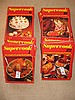 Set of twenty two Supercook Cook Books 1970s