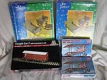 Boxed toys inc Italeri, Sopwith Camel