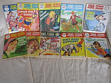 60s/70s Teenage June & Friends comic books