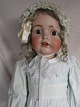 Companion bisque J.D. Kestner 260 character child 32