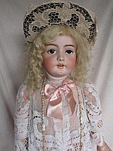 Companion bisque Simon & Halbig 1079 doll1890s
