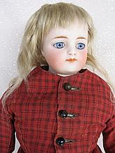 Pale bisque c1870-80 Simon & Halbig turned head child