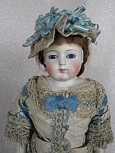 Pale bisque c1870s attributed to Eugine Barrois