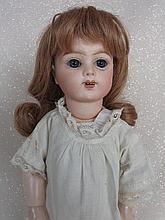French 1890s Bru Jne R 'Bebe' 34cm doll
