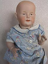All-Bisque 1920 Limbach baby 25cm