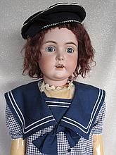 Bisque JD Kestner 171 character child