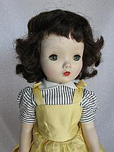 Scarce 1953-55 Madame Alexander 'Cissy / Binnie Walker' doll