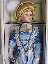 MIB artist porcelain limited Court of Dolls