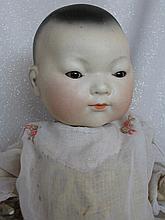 Oriental bisque Armand Marseille Baby
