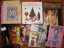 Collector mag's/books etc inc:- Victorian Nusery Companion, S/Temple Patter
