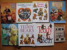 Thirteen Dollhouse & Bear Reference Books includes:- Decorating Dollhouses,