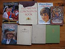 Eleven mixed Royal Family Books etc includes:- 1914 Princess Mary's Gift Bo