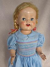 . HP 56cm 50s Pedigree Saucy Walker, cheek blush,