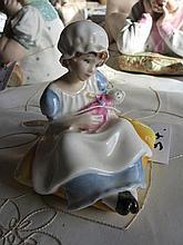 Bone china 10cm Royal Doulton / Kate Greenaway