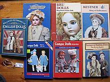 . Seven Doll Reference Books:- Bru / Richter, Kest