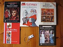 Eleven Doll Making / Reference Books:- Seeley Doll Costuming / French F/Dol