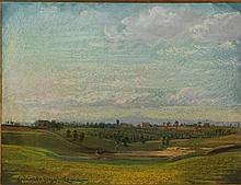 Edoardo Gioia Roma 1862 - Londra 1937 Campagna