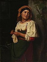 Scipione Vannutelli Gennazzano 1834 - Roma 1894 La