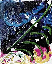 MARIO SCHIFANO Homs 1934- Roma 1998 Senza titolo,