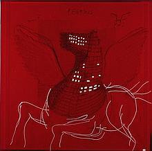 EMILIO LEOFREDDI Roma 1958 Pegasus, 2007 Tecnica