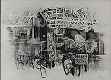 RENZO VESPIGNANI Roma 1924 - 2000 Arthur Avenue,