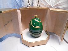 Faberge St. Petersburg Collection Devil Egg w/original box