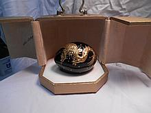 Faberge St. Petersburg Collection Dragon Egg w/original box