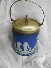 Wedgewood Jasperware Ice Bucket