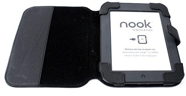 BARNES & NOBLE NOOK SIMPLE TOUCH BNRV300