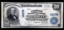 LARGE SIZE NATIONAL CURRENCY MERRILL WISCONSIN