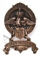 IMPERIAL GERMAN RAILWAY BADGE