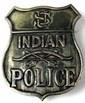 US FEDERAL INDIAN POLICE BADGE