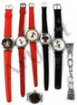 SIX VINTAGE WALT DISNEY MICKEY MOUSE WATCHES