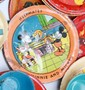 WALT DISNEY TIN LITHOGRAPHED TEA SETS 60 PIECES