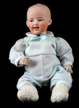 ANTIQUE HEUBACH LAUGHING CHARACTER DOLL 11