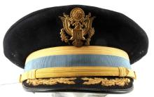 1957 US ARMY OFFICER SERVICE DRESS CAP