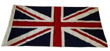 WWII AMERICAN MADE BRITISH UNION JACK 3 BY 5 FT